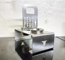 Laser Cut Sauce Holders for Peron Peron Ballito