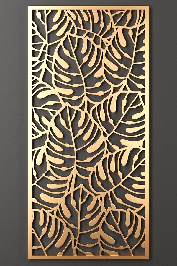 Decorative panel 184