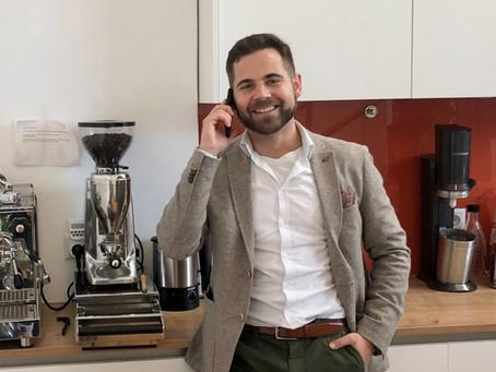Meet The Team: Interview Lucas Steigberger