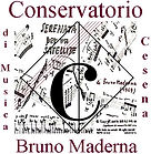Bruno Maderna logo Enharmonia