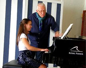 IMA Enharmonia piano masterclass and competition