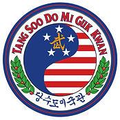 The logo of the Tang Soo Do Mi Guk Kwan Association, Inc. headquartered in West Haven, CT