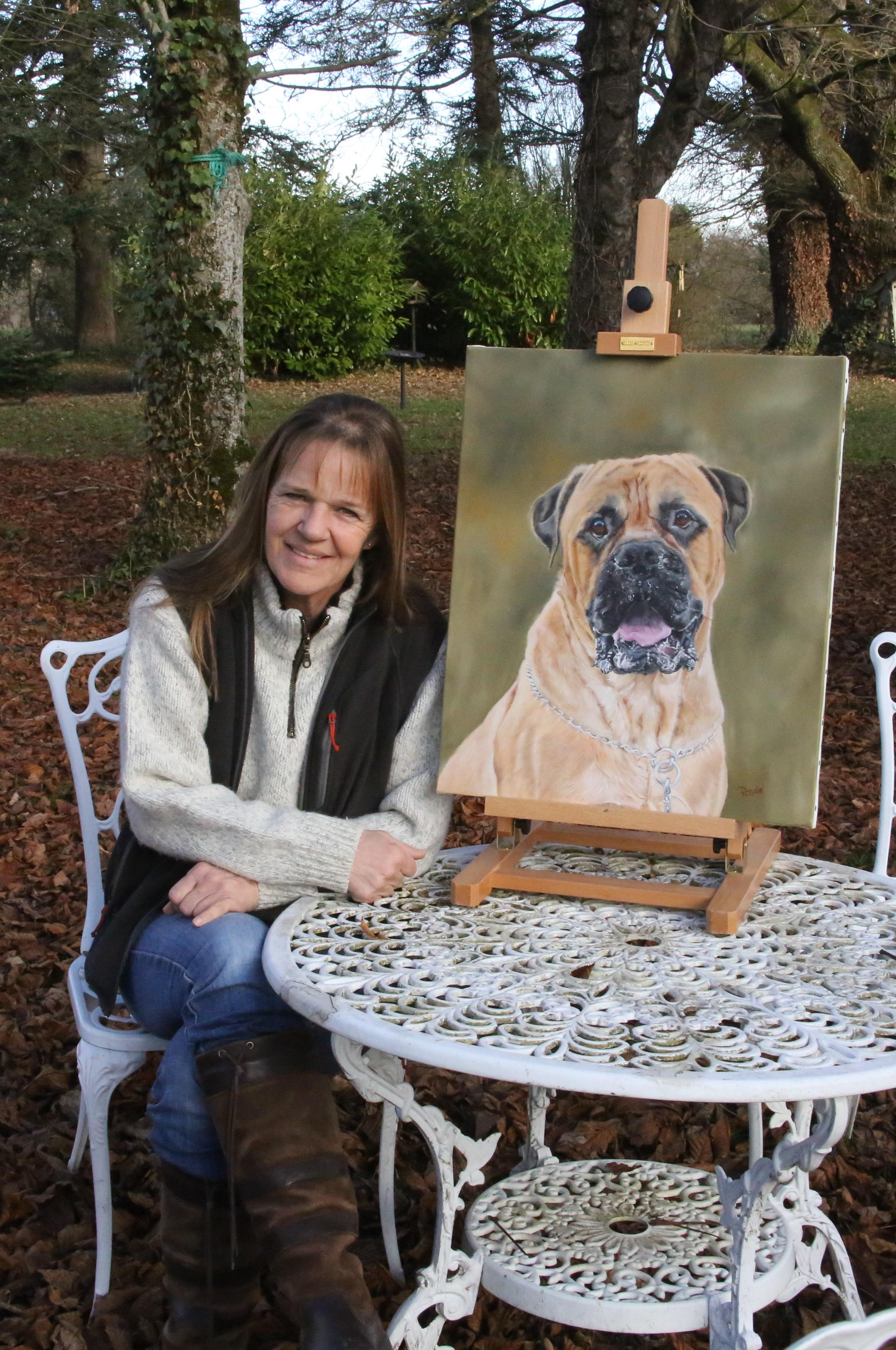 Tyson - Oil Painting