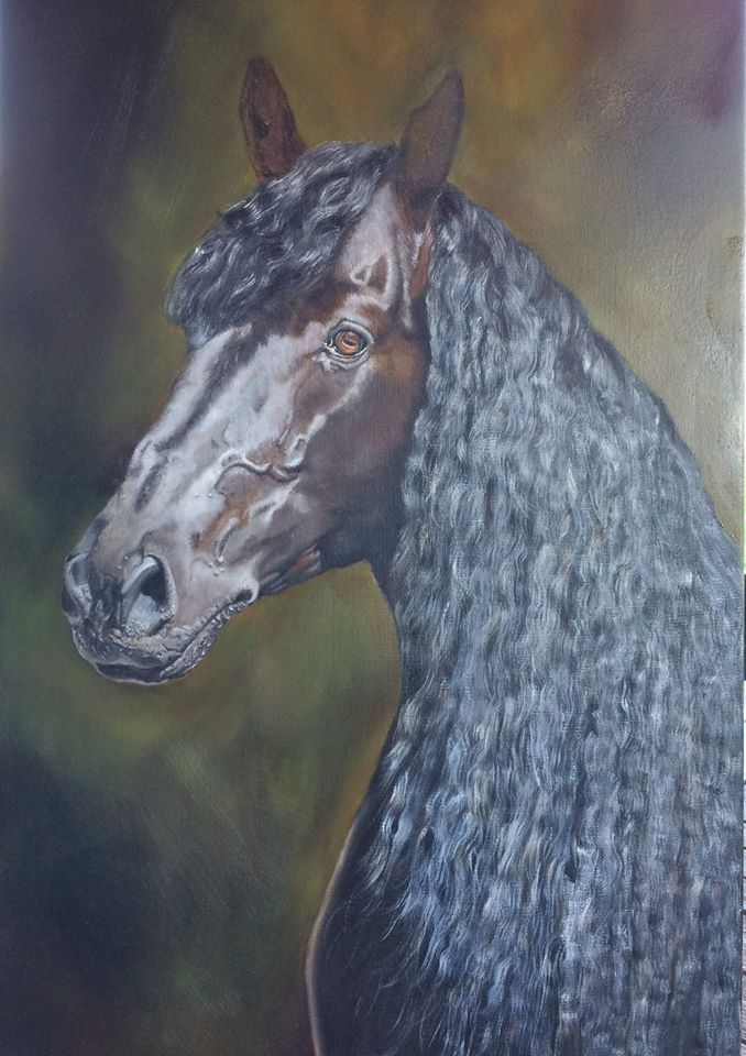 Friesian work in progress