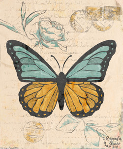 butterfly_wall_art