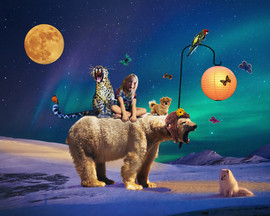 Polar Bear and Pals Parade
