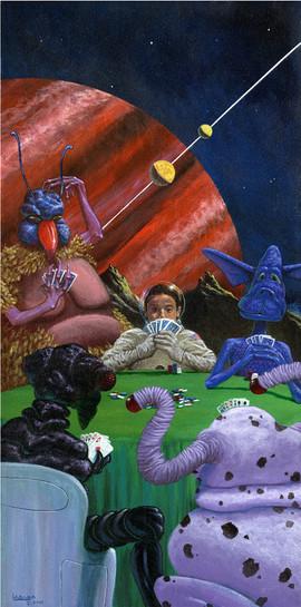 Intergalactic Poker Tournament