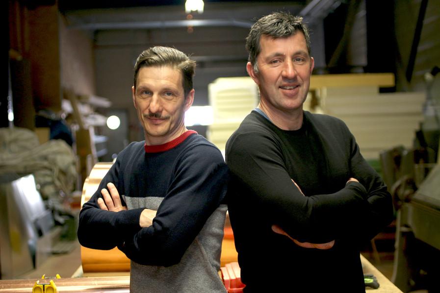 Heiko Martin & Björn Schindelholz