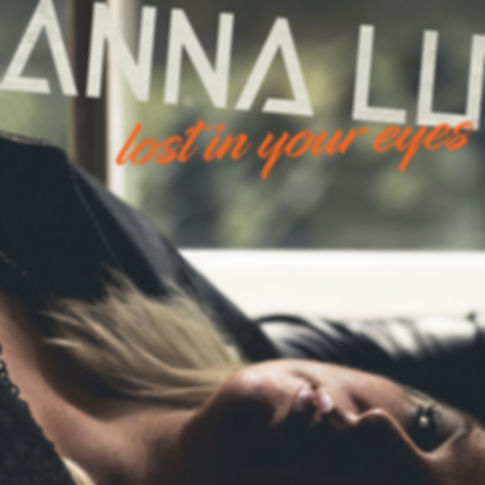 Cover-Artwork ANNA LU - Lost In Your Eye
