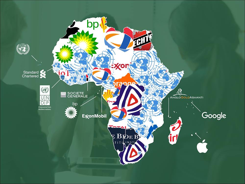 Employer of Choice 2019 International Brand Map