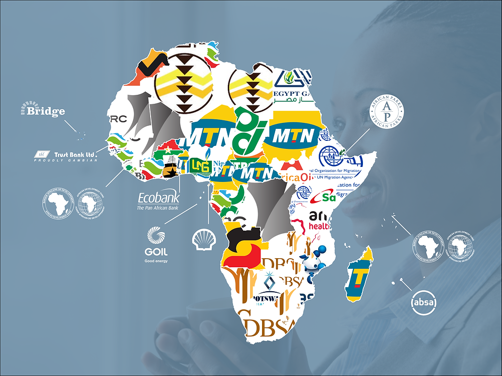 Employer of Choice 2019 African Brands Map