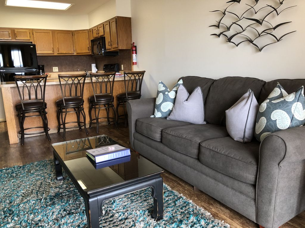 Living Room and Education