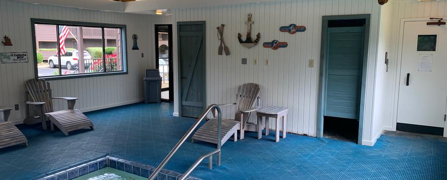 Cabana Hot Tub