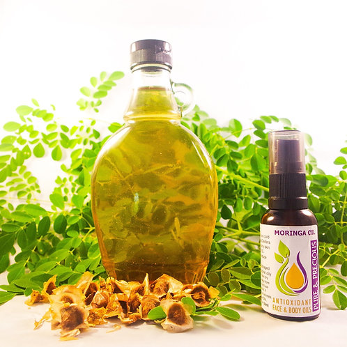 6 Wholesale Moringa Oils 30ml