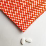 Petit pan Pépin orange