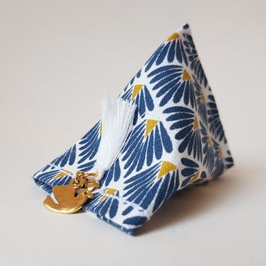 Ecailles Bleu marine