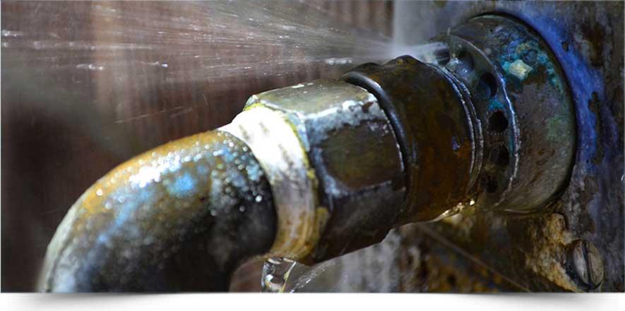 laudo de vazamentos tubulaçoes hidraulicas