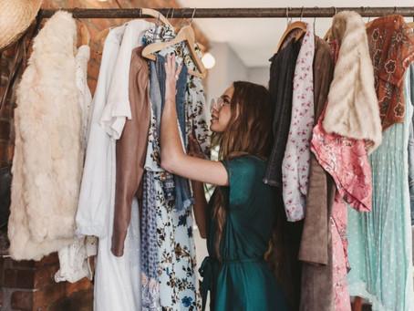 青山不墨 x ELLE 專欄:你的氣質裡藏着你穿過的衣服