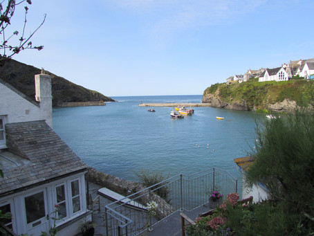 Our September Getaway: Cornwall