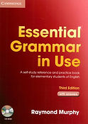 Essential Grammar in Use Beginner COVER