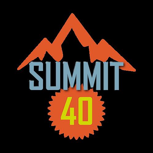 NOMAD: Summit 40