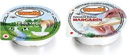 Thermoform Margarine Butter Packaging