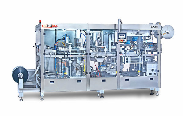 Form Fill Seal Thermoform Packaging Machine
