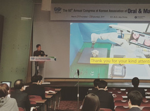 Conference presentation - 3D orthognathic surgery