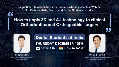 3D Orthognathic Surgery Lecture for Indian Dental Clinicians