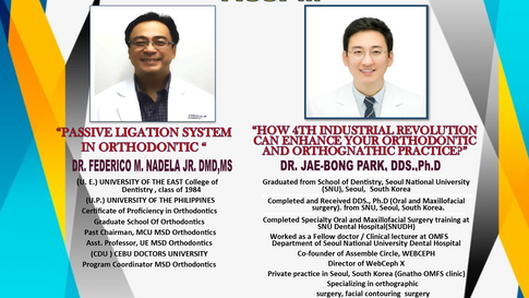 [Philippines] Aesthetic 3D bimaxillary surgery lecture for dentistry group