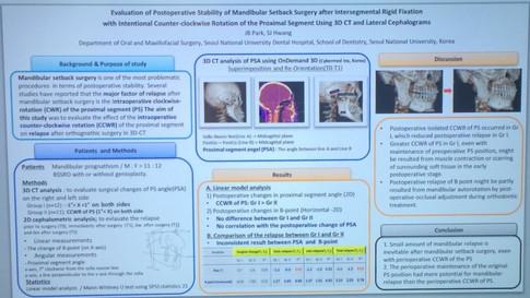 [Melbourne, Australia] Presentation on 'International Society of Oral and Maxillofacial Surgery'