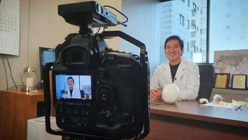 """[Interview] """"The collaboration of jaw surgery and artificial intelligence, how far has it come ?"""""""