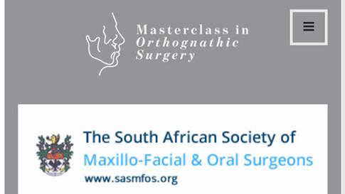 [양악수술 마스터 클래스] 참석 및 연구 발표 - 남아프리카 공화국, 케이프타운 - 내소치과 박재봉원장