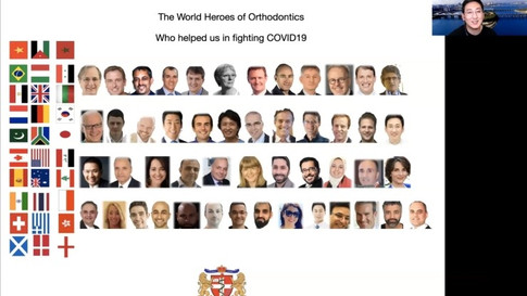 [UK] Invited speaker for Orthodontic Academy - 4th Industrial Revolution and Orthognathic Surgery