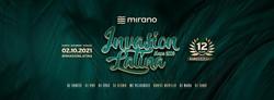 """02/10: INVASION LATINA """"12 YEARS"""""""