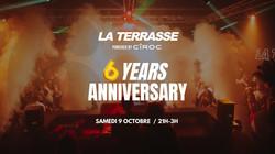 """09/10: LA TERRASSE """"6 YEARS"""""""