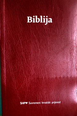 Biblija - suvremeni hrvatski prijevod