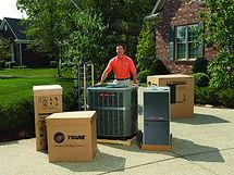 Trane HVAC products