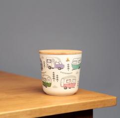Boîte de Rangement Composite de Bambou - Caravane ; Boutique Culinaire