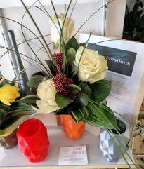 Vase et Soliflore Design ; Boutique 3D