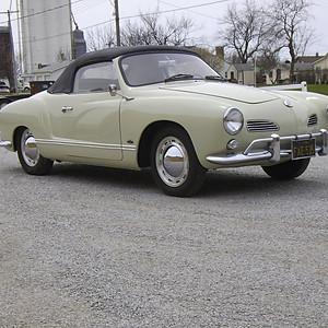 1963 Karmann Ghia