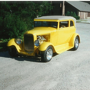 1931 Ford A 400