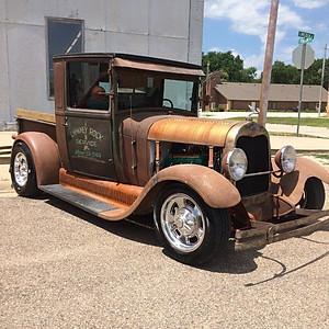 1929 Model A Ratrod