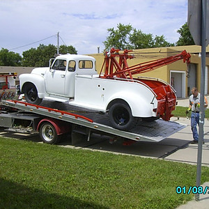 1948 Chevy Towtruck