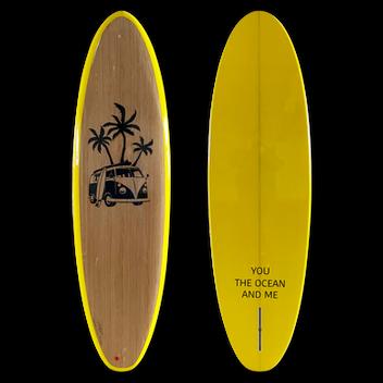 wood surfboard arcticcraftsurf