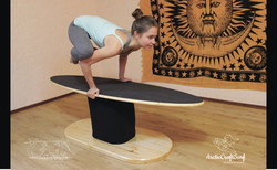 тренировка баланса для серфинга