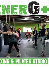 boxing fitness enerG+ Adelaide