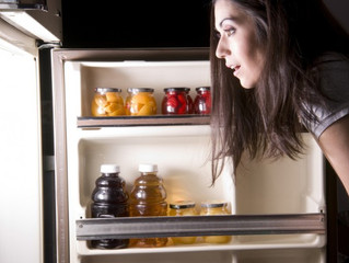 How to minimise late night snacking