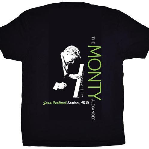Monty Alexander Jazz Festival T-Shirt