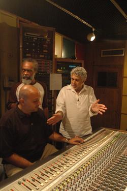 Recording board Tuff Gong